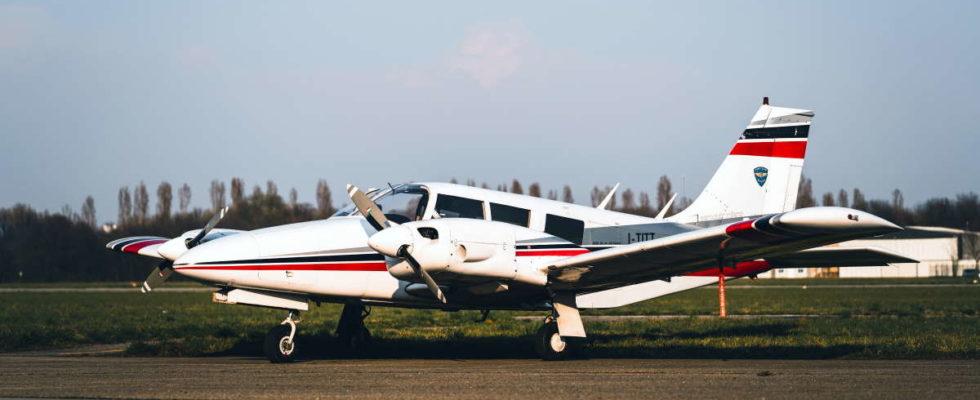 Piper PA34-200