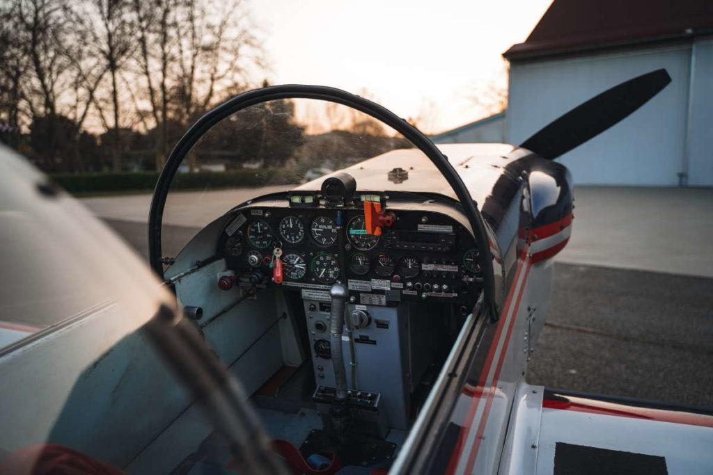 Cockpit CAP-21