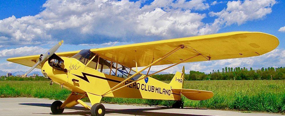 Piper J3C