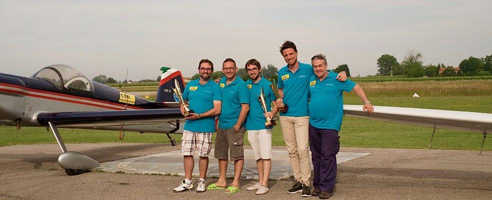 XXXVI Trofeo Roberto Crippa di Acrobazia – XX Trofeo Reggiani di Freestyle