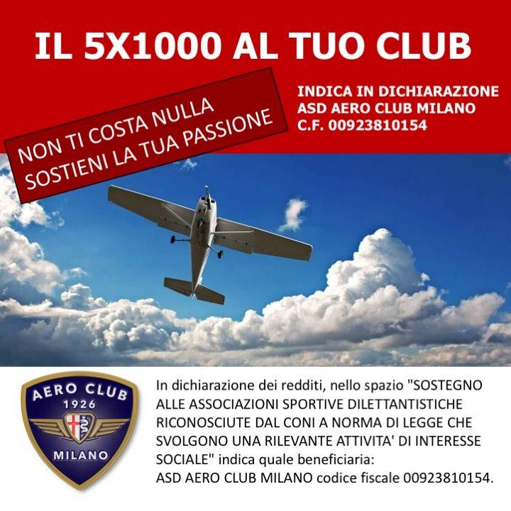 5x1000 aeroclub
